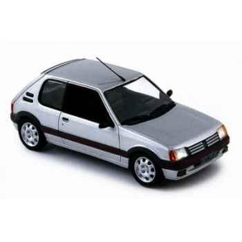 Peugeot 205 gti gris futura 1990 Norev 471708