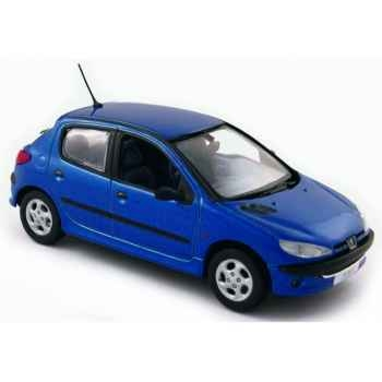 Peugeot 206 xt2 premium Norev 472635