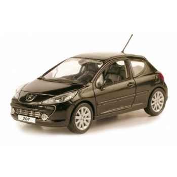 Peugeot 207 3p gt noir Norev 472730