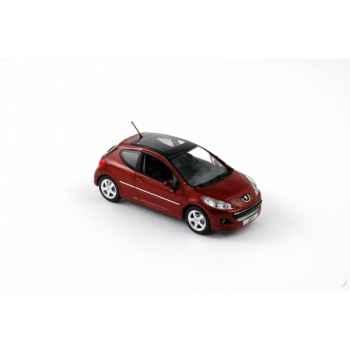 Peugeot 207 mi-vie berline 3p 2009 Norev 472792