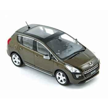 Peugeot 3008 2009 brun hickory Norev 473842
