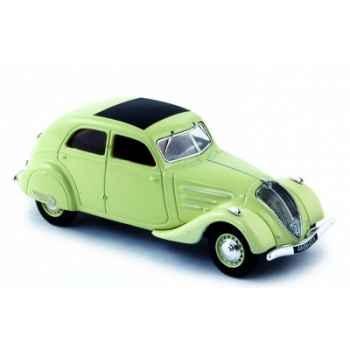 Peugeot 302 berline beige 1937 Norev 473216