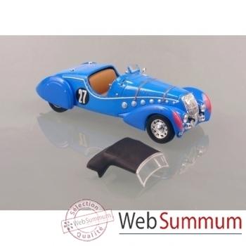 Peugeot 302 darl'mat 1937 bleu Norev 473201