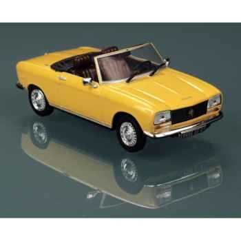 Peugeot 304 cabriolet s jaune paille Norev 473405