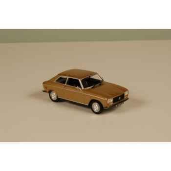 Peugeot 304 coupé beige métallisé 1975 Norev 473407
