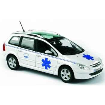 Peugeot 307 sw ambulance Norev 473714