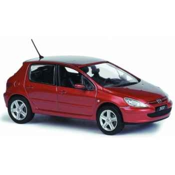 Peugeot 307 xsi cuivre goa Norev 473702