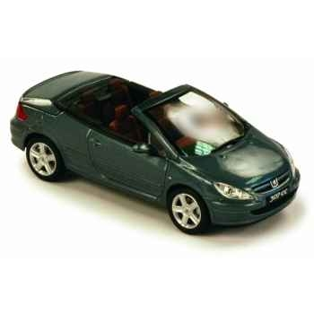 Peugeot 307cc gris fer Norev 473765