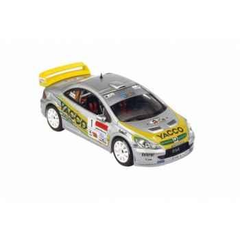 Peugeot 307wrc yacco Norev 473797
