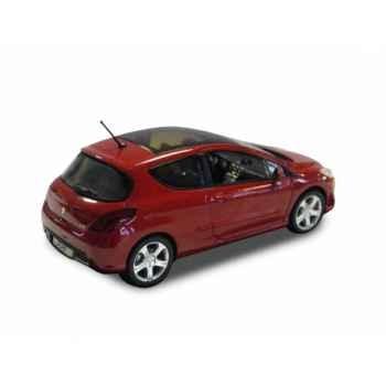 Peugeot 308 3 p rouge babylone  2008  Norev 473801