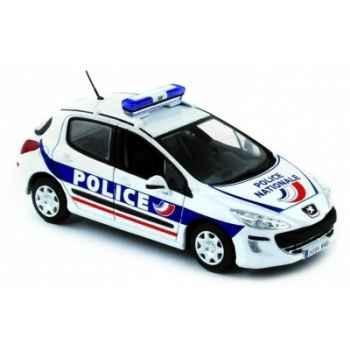 Peugeot 308 police 2008 Norev 473803