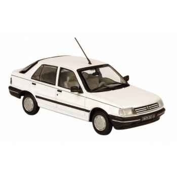 Peugeot 309 5p blanche Norev 473901