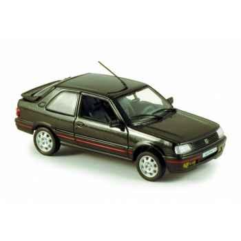 Peugeot 309 gti noire 3p Norev 473900
