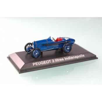 Peugeot 3l indianapolis bleu  1920 Norev 479971