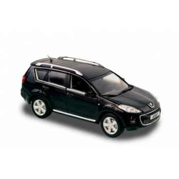 Peugeot 4007 noir perlé  2007 Norev 474070