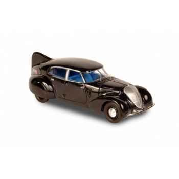 Peugeot 402 andreau bleu  1936 Norev 474214