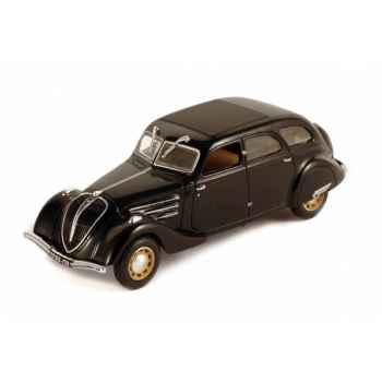 Peugeot 402 noire intérieur beige Norev 474203