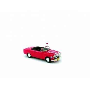 Peugeot 403 cabriolet  direction de course tour de france 1960  Norev 474329