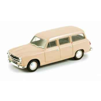 Peugeot 403 familiale beige tropique Norev 474301