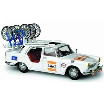 Peugeot 404 assistance bic Norev 474405