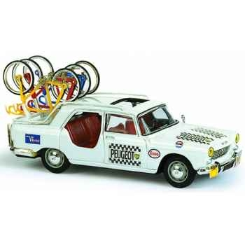 Peugeot 404 assistance tdf Norev 474400