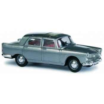 Peugeot 404 gris Norev 474402
