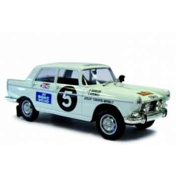 Peugeot 404 n°5 east african safari 1967  Norev 474423