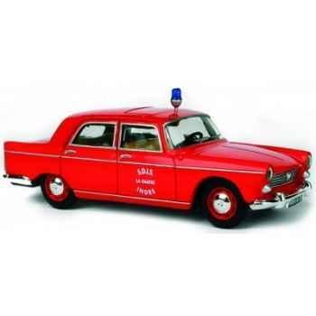 Peugeot 404 pompier Norev 474407