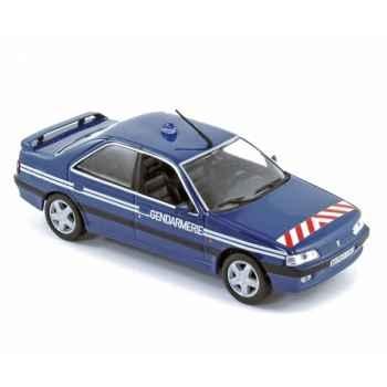 Peugeot 405 t16 1995 gendarmerie  Norev 474508