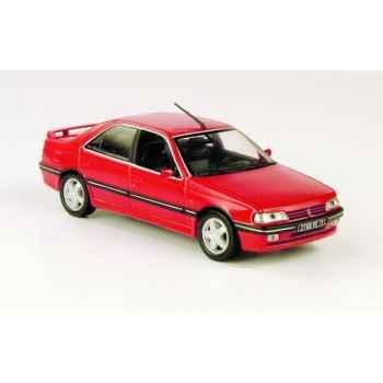Peugeot 405 t16 rouge Norev 474505
