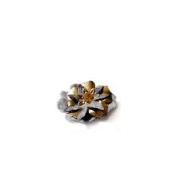 Joyaux de la couronne-Broche fleur fusains-piflefus