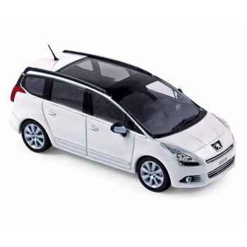 Peugeot 5008 2009 nacré white  Norev 473852