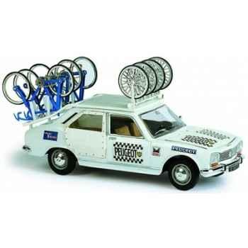 Peugeot 504 assistance tdf Norev 475405