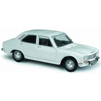 Peugeot 504 blanc Norev 475406
