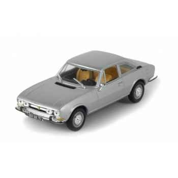 Peugeot 504 coupé gris clair Norev 475417
