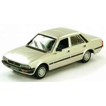 Peugeot 505 gris métal Norev 475427