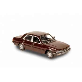 Peugeot 505 sr bordeaux 1979 Norev 475426