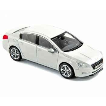 Peugeot 508  2010 - blanc nacré  Norev 475800