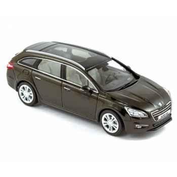 Peugeot 508sw  2010 - brun guaranja Norev 475801