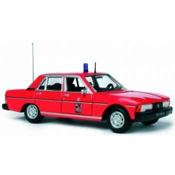 Peugeot 604 pompier Norev 476403