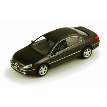 Peugeot 607 gris aster Norev 476750