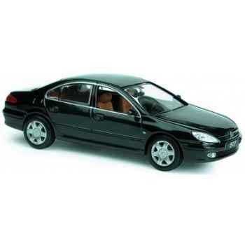Peugeot 607 noir obsidien Norev 476703