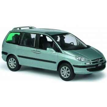 Peugeot 807 gris island Norev 478701