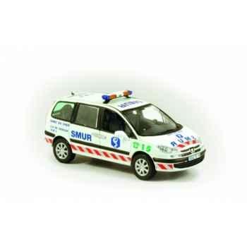 Peugeot 807 smur Norev 478706