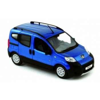 Peugeot bipper tepee outdoor bleu neysha 2009 Norev 479837