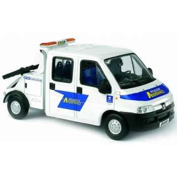 Peugeot boxer patrouilleur peugeot assistance Norev 479000