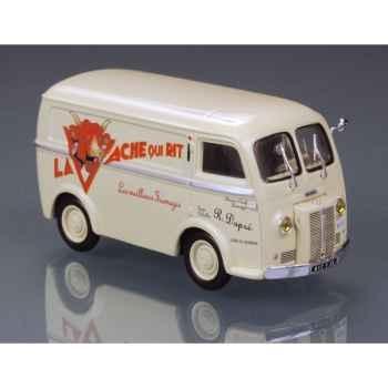 Peugeot d3a la vache qui rit 1952 beige Norev 479917