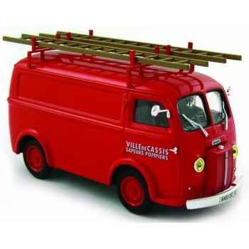 Peugeot d3a pompier Norev 479905