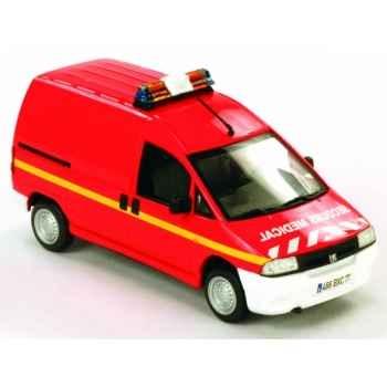 Peugeot expert pompier secours médical Norev 479840