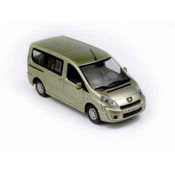Peugeot expert vitré golden white Norev 479843